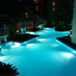 Les villas piscine