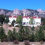 Beautiful mountain hotel