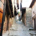 Small town Miranda del Castana