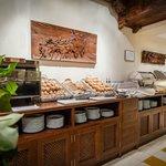 Desayuno buffet Hotel Murillo