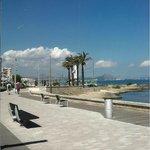Promenade von Can Picafort