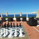 spot of giant chess anyone??