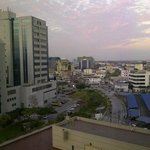 Guayaquil desde la habitación