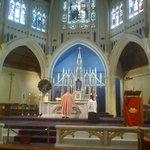 Laetare Sunday Latin Mass