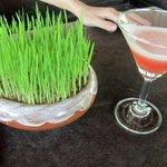 Reis & Maulbeer Drink