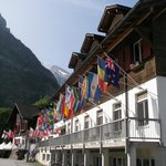 The Old Chalet building at KISC