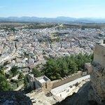 Uitzicht Alcala la Reaal