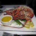 Two Pound Kona Lobster-Yum!