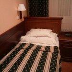Uma das camas