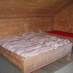 Touristenlager room at Berghaus Bundalp
