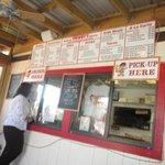Order Window - Stewby's Seafood Shanty