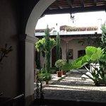 The San Rafael entrance