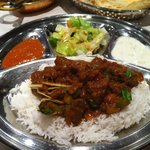 Lamb Vindaloo at Himalaya Helsinki