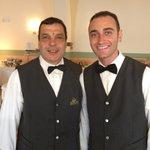 Mario and Gaetano: the best part of Miramare