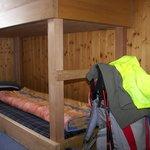 Touristenlager room at Jochpass