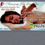 Amazing You Day Spa Sampler Special