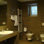 bathroom in villa