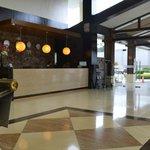 Widus Clark AB -Main Lobby and Reception area