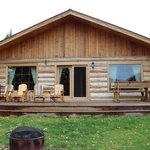 Cabine Bear @ Kayanara Guest Ranch