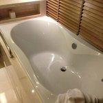 Huge bathtub