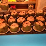 Breakfast coconut
