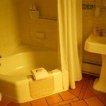 Really nice bathroom
