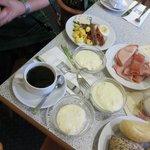 コンフォート ホテル リヒテンベルグ・・・美味しい朝食