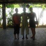 Yoga with Asiri, Sept 2013