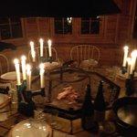 Diner aux Chandelles