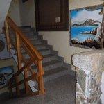 murales dell'entrata