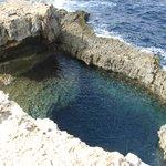 The Blue hole (Gozo)