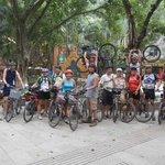 Yunnan Bikers, Oct 2013