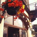 Beautiful 'Floral Action Burntisland' (FAB) Hanging basket 2013