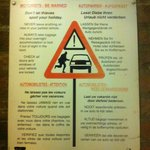 Be aware, theives operate in the carpark! dont park here!