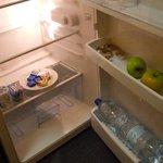 inhoud koelkast, brood beleg