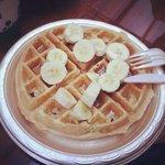 Self Serve Breakfast Waffle