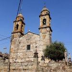 Cambados. Iglesia de San Benito