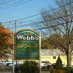 Webb's Sign