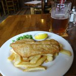 Great Fish and Chips!