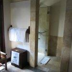 Salle de bain intérieure