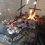 La carne, sublime!
