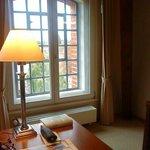 Hafensuite Blick aus dem Zimmer