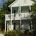 Pool Cabana House
