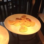 mini pancakes!