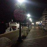 Paeo nocturno Boardwalk