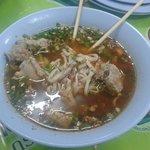 Khao Soi noodles (Burmese origianl style)