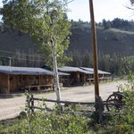 Games cabin and horse outfitter
