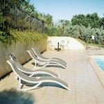 Domaine de Loustaviel (swimming pool)