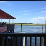 Southport, NC - Fishy Fishy Cafe - View