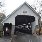 Woodstock covered bridge